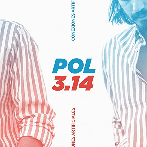 portada del disco en el que aparece en rojo y azul un chico con camisa de rayas